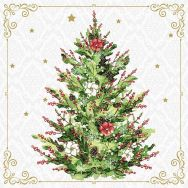 Napkins - Christmas Tree