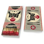 Matches - Five star BBQ