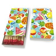 Matches - Tropical fruits