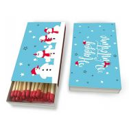 Matches - Happy wintertime