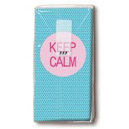 Handkerchiefs - Keep calm