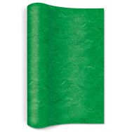 Non woven runner - Pure fern green