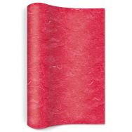Non woven runner - Pure red