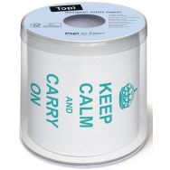 Toilet paper - Keep calm