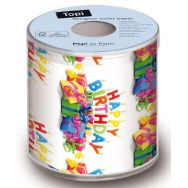 Toilet paper - Happy B'day