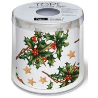Toilettenpapier - Holly all over