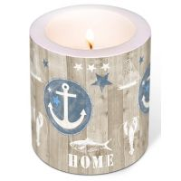 Candle - Maritime home