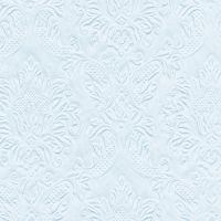 Napkins embossed - Moments Ornament pastel blue