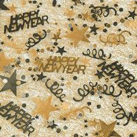 Servietten - Happy new year