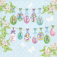 Servietten - Happy Easter