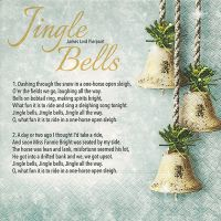 Servietten - Jingle bells