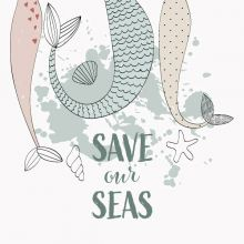 Servietten - Save our Seas